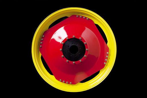 Afbeeldingen van 16x34 12mm 8x2  MULTITRAC Gruva incl VMS